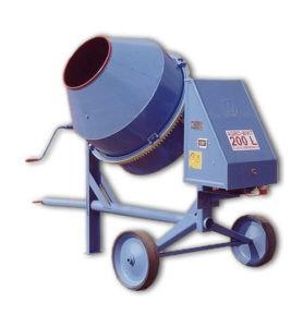 betoniarka 200L