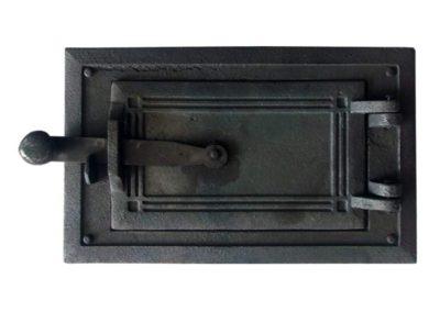 drzwiczki kuchenne żeliwne nr3 - dół