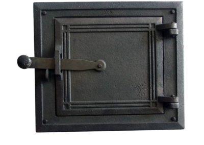 drzwiczki kuchenne żeliwne nr3 - góra